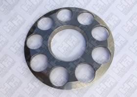 Прижимная пластина для колесный экскаватор JCB JS175W ()